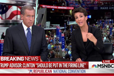 First days of RNC focused more on Clinton