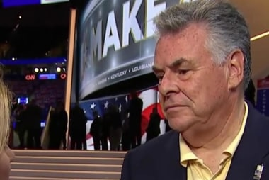 Rep. King: 'Cruz is narcissistic and self...