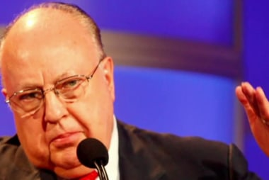 Roger Ailes out at Fox News Channel