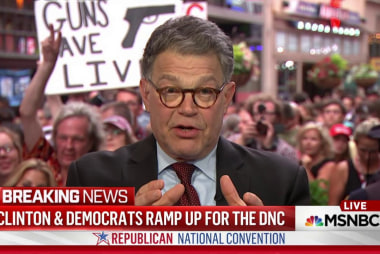 Franken: Expect positive message at DNC