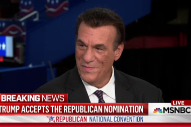 Robert Davi on Trump's speech