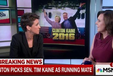Progressives assess merits of Sen Tim Kaine