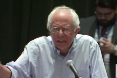 Sanders: DNC chair resignation will lead...
