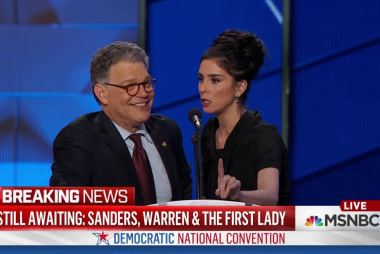 Sarah Silverman ad lib changes tone of DNC