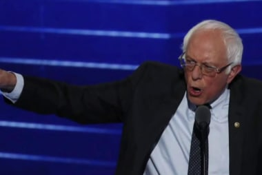 Did Sanders do enough at DNC?