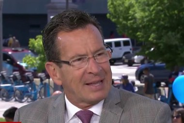 Gov. Malloy on bridging divide with Sanders