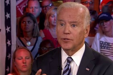 VP Biden on Trump, ISIS, working class voters