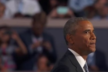 Obama evokes 'changed America' in speech