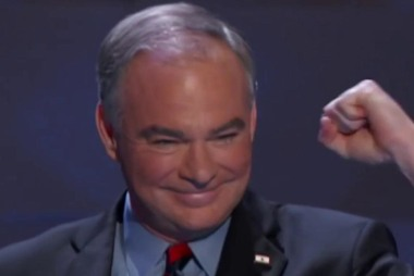 Joe: Tim Kaine has an incredible story