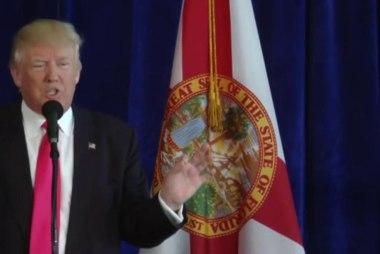 Trump walks back Russia remarks