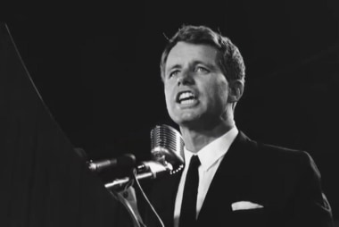 'America's brother' RFK subject of new book