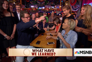 What Did We Learn: Tuesday, July 26