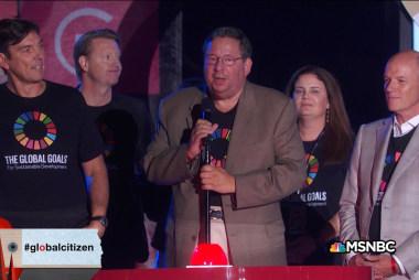 Global Citizen Festival 2015: David Cohen
