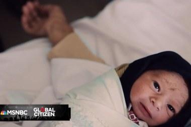 Global Citizen Festival 2012: Maternal Health