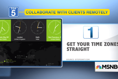 5 ways to work remotely & keep customers...