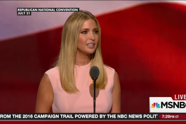 Trump: Ivanka should quit if sexually...