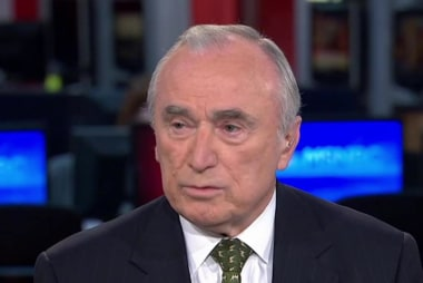 Bill Bratton on resigning, not supporting...