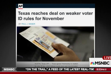 Courts push back on voter ID laws