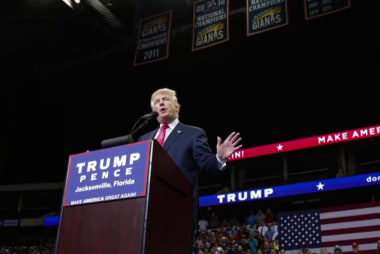 GOP grapples with party loyalty and Trump