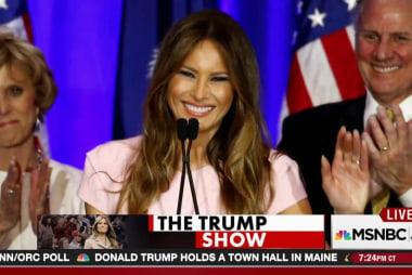 Questions raised over Melania Trump...