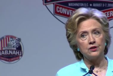 Clinton: Using two email accounts a mistake