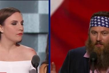 The 'Duck Dynasty vs Lena Dunham' election