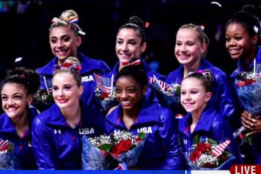 American women gymnasts 'flawless' in Rio
