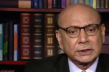 Khizr Khan responds to latest attacks