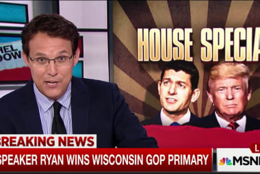Speaker Ryan wins his primary in Wisconsin