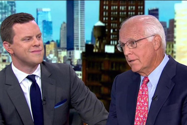 Fmr. GOP rep. on why he supports Clinton