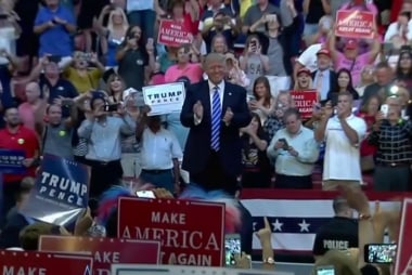Pennsylvania polls show Trump's weaknesses