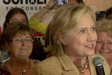 How will Clinton's tax returns put...