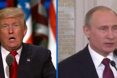 Sanctions against Russia after Dem hacks?