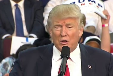 Writer cautions Trump about language of...
