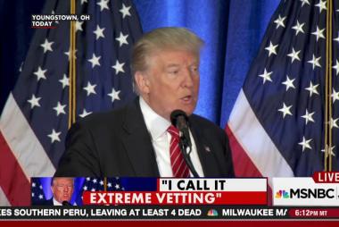 Trump campaign chaos