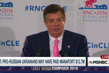 NYT: Secret ledger lists cash to Manafort