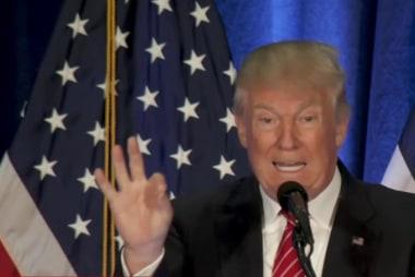Fact checking Trump's anti-terrorism speech
