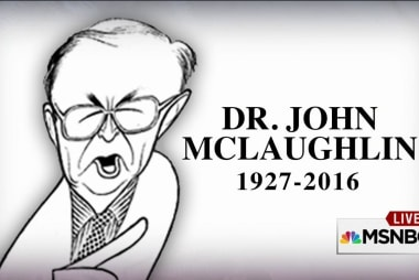 Lawrence remembers John McLaughlin