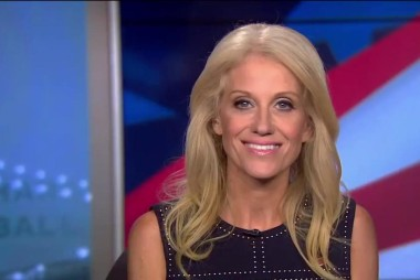 Conway: It's important Trump 'be authentic'
