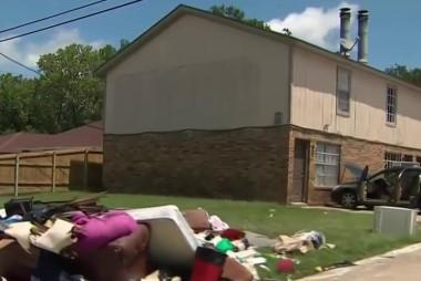 Damage overwhelms Baton Rouge