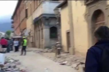 Death toll in Italy quake rises