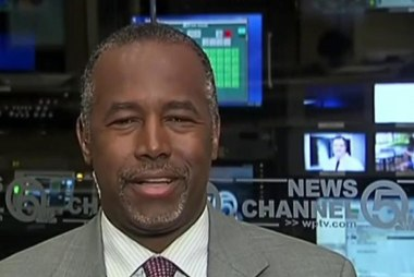Dr. Carson: Both candidates should release...