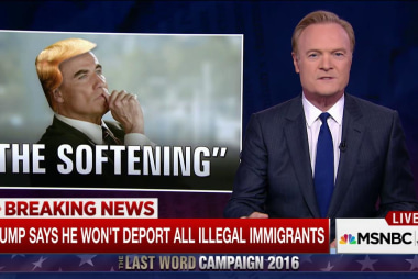 Trump says he won't deport all illegal...