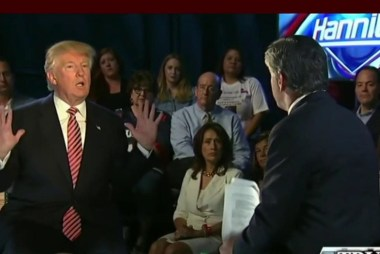Trump absorbs Jeb Bush's amnesty position