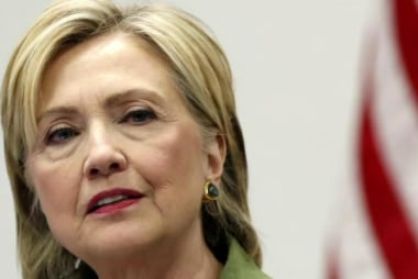 Hillary Clinton: I am reaching out to...