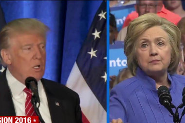 Clinton maintains lead in latest poll
