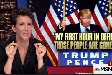 Trump nativist speech follows dark US pattern