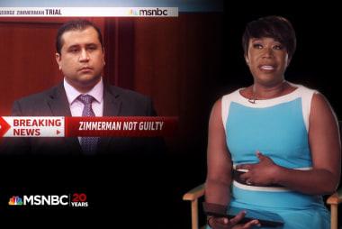 Joy Reid reflects on George Zimmerman verdict