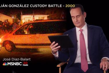 José Díaz-Balart on the Elián González Story