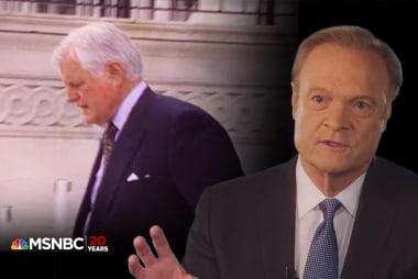 Lawrence O'Donnell remembers Ted Kennedy